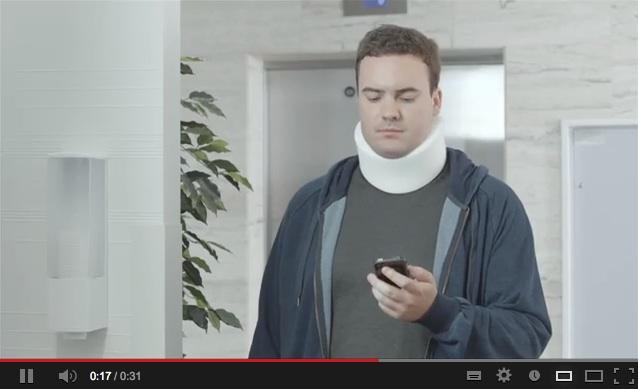 HealthEngine TVC on YouTube