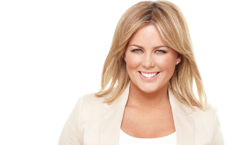 Samantha Armytage - Sunrise, Channel 7