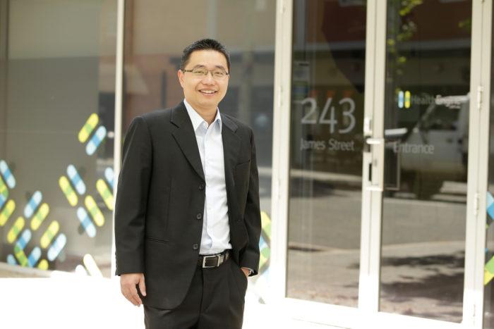 Dr Marcus Tan - HealthEngine